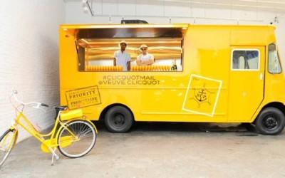 A Champagne Truck in Arizona?!
