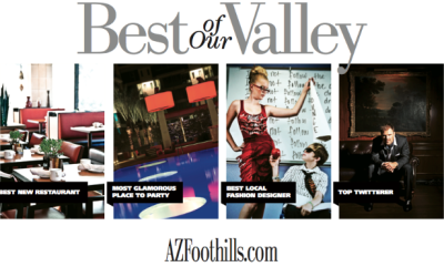 Deep Space Marketing Nominated for Best of Our Valley Award