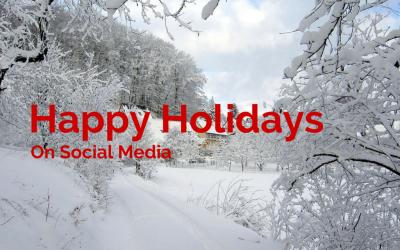 Your Social Media Holiday Checklist