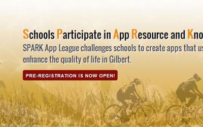 Spark App League Inspires in Gilbert, AZ