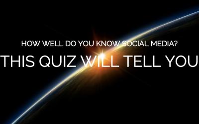 Take Our Social Media Quiz!