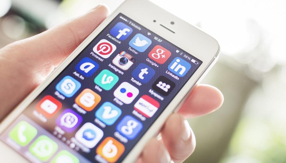 iphone用の新しいソーシャルメディアアプリ